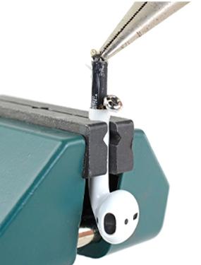 Замена аккумуляторов AirPods