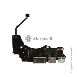 "Плата USED  USB HDMI SDXC Board 820-3539-A for MacBook Pro Retina 13"" A1502,  2013- 2014"