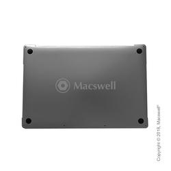 "Нижняя крышка Bottom Cover for MacBook Pro Retina 13"", A1706, Late 2016,  Space Gray. Оригинал"