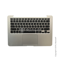 """Корпус в сборе Fully Assembled Topcase for MacBook Pro Retina 13"""", A1502, Early 2015. Оригинал"""