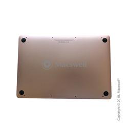 "Нижняя крышка Bottom Cover for MacBook 12"",  A1534, 2016-2017, Rose Gold. Оригинал"