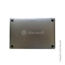 "Нижняя крышка Bottom Cover for MacBook 12"", A1534, 2016-2017, Space Gray. Оригинал"