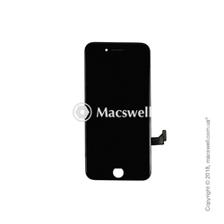 Дисплейный модуль на Apple iPhone 7 Plus, цвет Black. Оригинал
