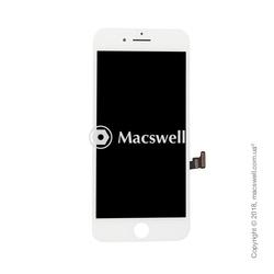 Дисплейний модуль на Apple iPhone 8 Plus, колір White. Оригінал
