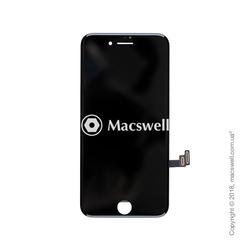 Дисплейний модуль на Apple iPhone 8 Plus, колір Black. Оригінал