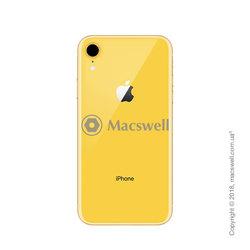 Корпус для Apple iPhone Xr, колір Yellow. Оригінал