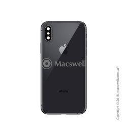 Корпус для Apple iPhone Xs, колір Space Gray. Оригінал