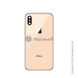 Корпус для Apple iPhone Xs, колір Gold. Оригінал