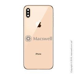 Корпус для Apple iPhone Xs Max, колір Gold. Оригінал