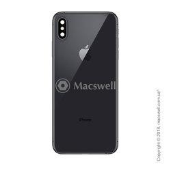 Корпус для Apple iPhone Xs Max, колір Space Gray. Оригінал