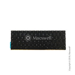 "Клавіатура Keyboard for MacBook Retina 12"", A1534, 2017, UK. Оригінал"