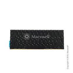 "Клавіатура Keyboard for MacBook Retina 12"", A1534, 2015, RUS. Оригінал"