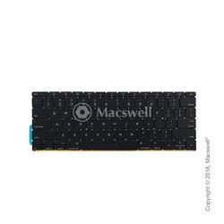 "Клавіатура Keyboard for MacBook Retina 12"", A1534, 2015, US. Оригінал"