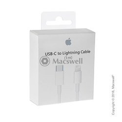 Кабель USB-С to Lightning Cable (1m), Retail Box