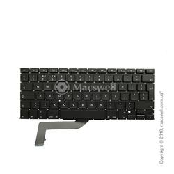 "Клавиатура Keyboard for MacBook Pro Retina 15"", A1398, 2012-2015, раскладка UK. Оригинал"