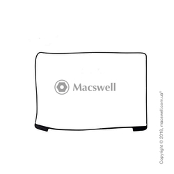 """Резиновая рамка для дисплея Display Bezel Rubber for MacBook Pro Retina 15"""", A1398"""