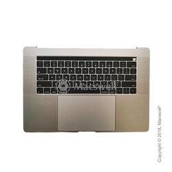 """Корпус в сборе Fully Assembled Topcase for MacBook Pro Retina 15"""", 2018-2019, A1990, раскладка US, цвет Silver. Оригинал"""