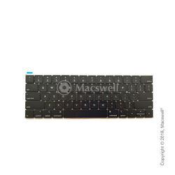 "Клавиатура Keyboard for MacBook Pro Retina 13"", 2019-2020, A12159, раскладка UK. Оригинал"