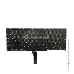 "Клавіатура Keyboard for MacBook Air 13 "", A1369/A1466, 2012-2017, розкладка US. Оригінал"