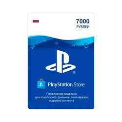 PlayStation® Network Gift Card 7000 RUB