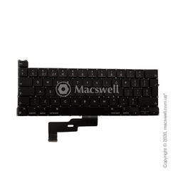 "Клавиатура Keyboard for MacBook Pro 13"" М1, 2020, A2338, раскладка UK. Оригинал"